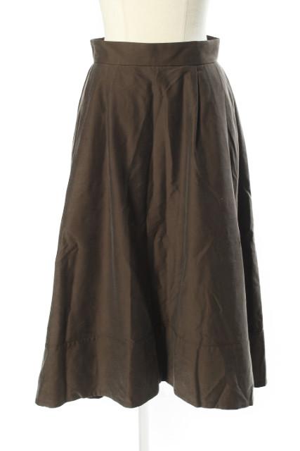 中古 ルージュヴィフ Rouge 出群 vif シルキータック ボリューム 古着 ベクトル 190515 mm0515 レディース スカート 最安値挑戦