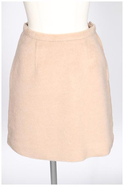 中古 プロポーション ボディドレッシング PROPORTION BODY DRESSING 16AW yo0515 レディース 古着 190515 スカート 返品送料無料 フェイクファー ベクトル 2020モデル