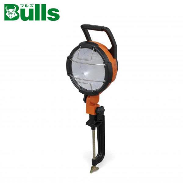 LEDクランプライト LWT-5500C 一体型 5500Lm ワークライト 作業灯 5500ルーメン 投光機 Bulls ブルズ アイリスオーヤマ