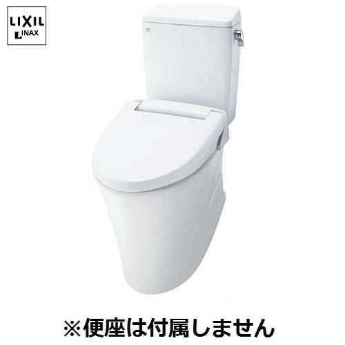 格安トイレセット アメージュZ便器 フチレス 床上排水 手洗なし 壁排水 排水芯120mm 便器:YBC-ZA10P タンク:DT-ZA150EP ※便座は付属しません