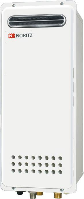 【送料無料】 ノーリツ ガス給湯器16号 GQ-1628AWX-DX BL 都市ガス・LPG選択可能 クイックオート