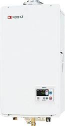 【送料無料】 ノーリツ 給湯器16号 GQ-1637WS-FFA 都市ガス LPG 選択可能 給湯専用タイプ 屋内壁掛 強制給排気形 NORITZ