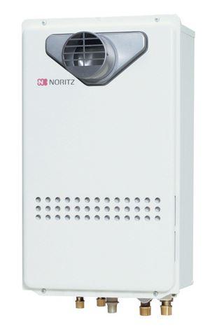 ノーリツ ガスふろ給湯器20号 GT-2035SAWX-T-BL 都市ガス・LPG選択可能 PS扉内設置形
