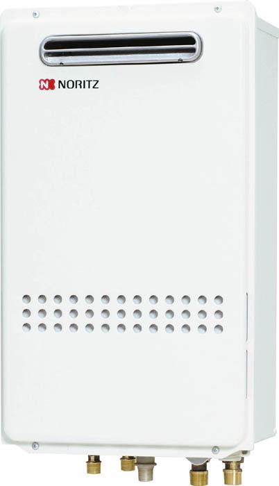 【送料無料】 ノーリツ 給湯器24号 GT-2435SAWX-KB BL 都市ガス LPG 選択可能 壁組み込み形 NORITZ