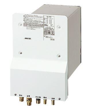 ノーリツ バスイング ガスふろ給湯器8号 GTS-85-BL 都市ガス・LPG選択可能 外壁貫通設置形 標準・チャンバ共用タイプ 浴室リモコン(RC-3024S)+リモコンコード(2.8m)付