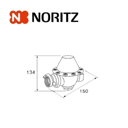 ノーリツ NORITZ 減圧逆止弁 RW-62 評判 給湯オプション 給湯部材 0685000 ランキングTOP10 関連部材