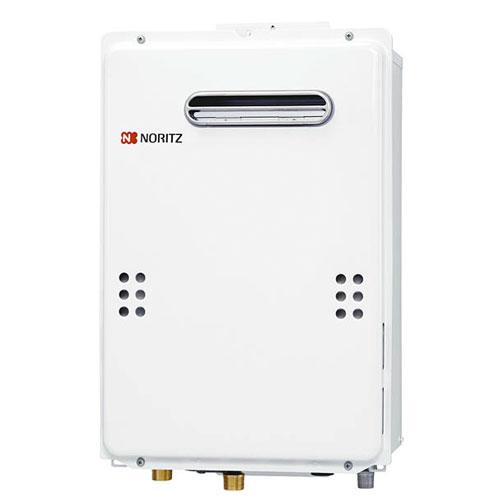 ≪あす楽対応≫ 【送料無料】 ノーリツ給湯器16号 GQ-1637WS 都市ガス・LPG選択可能 給湯専用タイプ 屋外壁掛型(PS標準設置型) GQ-1639WS