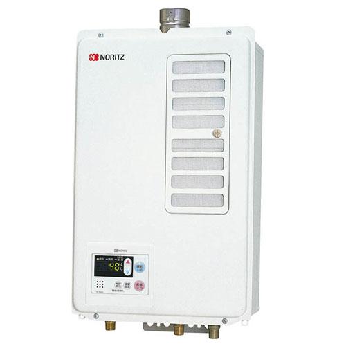 【送料無料】 ノーリツ給湯器16号 GQ-1637WSD-F-1 都市ガス・LPG選択可能 給湯専用タイプ 屋内壁掛 強制排気型