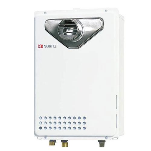 ノーリツ ガスふろ給湯器20号 GQ-2037WX-T 都市ガス・LPG選択可能 PS扉内設置形/PS標準前方排気延長形