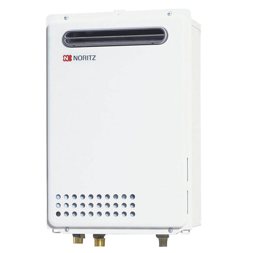 ノーリツ GQ-1637WE-KB BL 16号 壁組み込み設置型 給湯専用給湯器 ガス給湯器 都市ガス(12・13A) プロパンガス(LPG) NORITZ