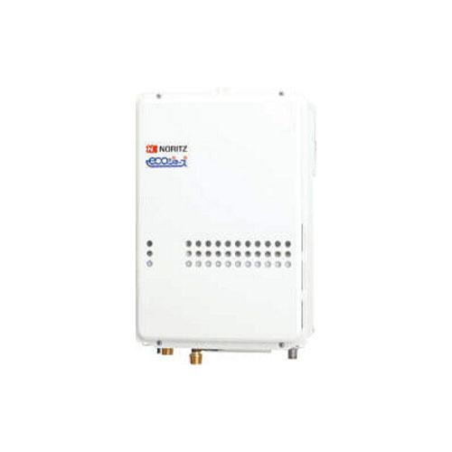 送料無料 ノーリツ ガス給湯器 24号 GQ-C2434WS-TB PS扉内後方排気延長形(PS標準後方排気延長形) 都市ガス・LPG選択可能 オートストップタイプ