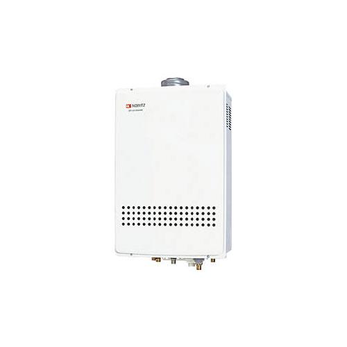 ノーリツ GT-1634SAWS-FFA-1 BL 16号 都市ガス LPG選択可能 屋内壁掛 強制給排気形 オート ガスふろ給湯器 NORITZ