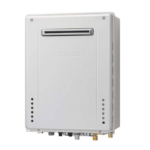 ノーリツ エコジョーズ ガスふろ給湯器24号 GT-C2462SAWX BL 都市ガス LPG 選択可能 シンプル オート 屋外壁掛型 NORITZ