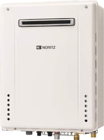 【送料無料】 ノーリツ エコジョーズ ガスふろ給湯器20号 GT-C206SAWX BL 都市ガス・LPG選択可能 シンプル(オート) 屋外壁掛設置形