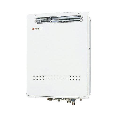 ノーリツ ガスふろ給湯器16号 GT-1634SAWS-BL 都市ガス・LPG選択可能 PS標準設置形 屋外壁掛形 NORITZ