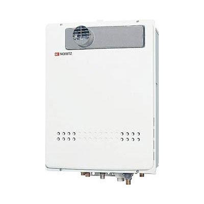 ノーリツ ガスふろ給湯器16号 GT-1634SAWS-TA-BL 都市ガス・LPG選択可能 PS扉内設置形/PS前方排気延長形