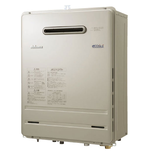 パロマ FH-E248AWL エコジョーズ 壁掛型 PS標準設置型 屋外設置 20号 オートタイプ ガスふろ給湯器 都市ガス(12 13A) プロパンガス(LPG) 90445 ECOジョーズ Paloma