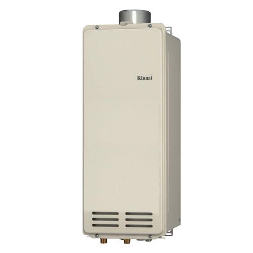 リンナイ RUX-VS1616U(A)-E 16号 スリムタイプ PS扉内後方排気型 ガス給湯専用機 都市ガス(12・13A) プロパンガス(LPG) 23-1006 Rinnai
