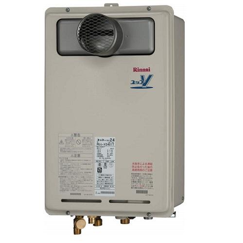 リンナイ ガス給湯器 20号 RUJ-V2011T(A) 高温水供給式 PS扉内設置型・PS延長前排気型 浴室リモコンBC-124V付属