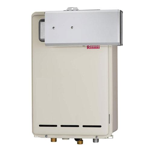 リンナイ 【送料無料】 RUX-A1613A ガス給湯専用機 都市ガス・LPG選択可能 16号 アルコーブ設置型 Rinnai