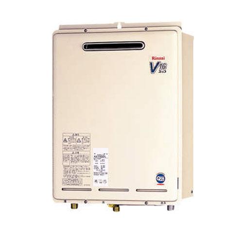 リンナイ 【送料無料】 RUX-V1600PS ガス給湯専用機 16号 都市ガス・LPG選択可能 PS扉内設置型・PS延長前排気型 Rinnai