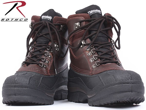 """ROTHCO Rothko Thinsulate boots """"warmer and thinner"""" concept waterproof, durable and functional, it is a one-leg boots ROTHCO rothco, ROTHCO WIP Rothko"""