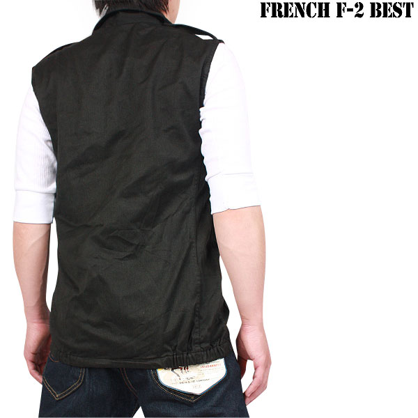 Recommend WIP is the best remake of the real new France military f-2 best black popular jacket Royal Road, called f-2 series