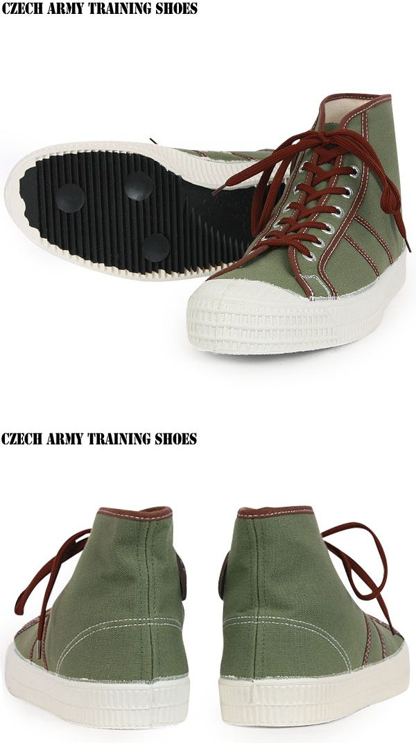 Real brand new Czech military ARMY-training shoes military footwear