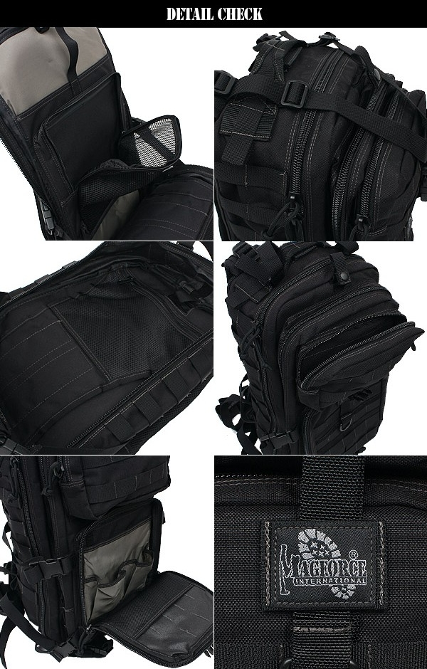 [Military bags, MAGFORCE magforce Luc MF-0515 Super Falcon Black military bags military bag bag military mss WIP mens