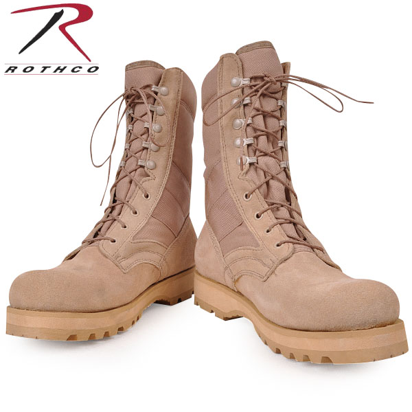 Good for me it says ROTHCO Rothko new U.S. military ACU boots Desert Tan military boot LUG SOLE and cushioned sole adoption WIP ROTHCO Rothko boots ROTHCO Rothko.