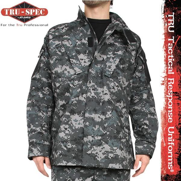 【あす楽】サバゲー 服 TRU-SPEC トゥルースペック 米軍Tactical Response Uniform ジャケット アーバンデジタル [1294] サバゲー 服 【クーポン対象外】 WIP メンズ ミリタリー アウトドア キャッシュレス 5%還元 新生活応援 衣替え 春