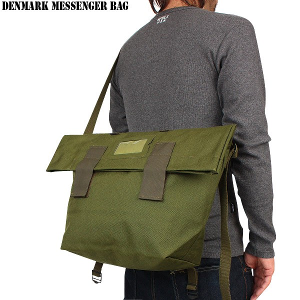 Military select shop WIP  Real brand new Denmark army Messenger bag ... 8ed20a4b9