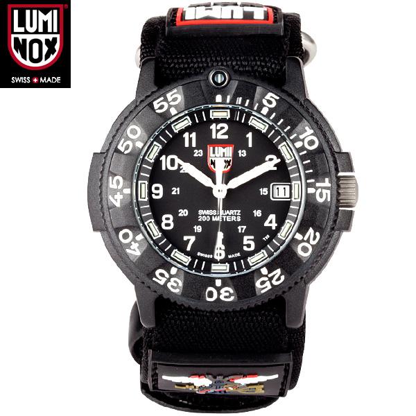 LUMINOX Luminox watch 3901 NAVY SEALs DIVE WATCH ORIGINAL SERIES 2 WIP