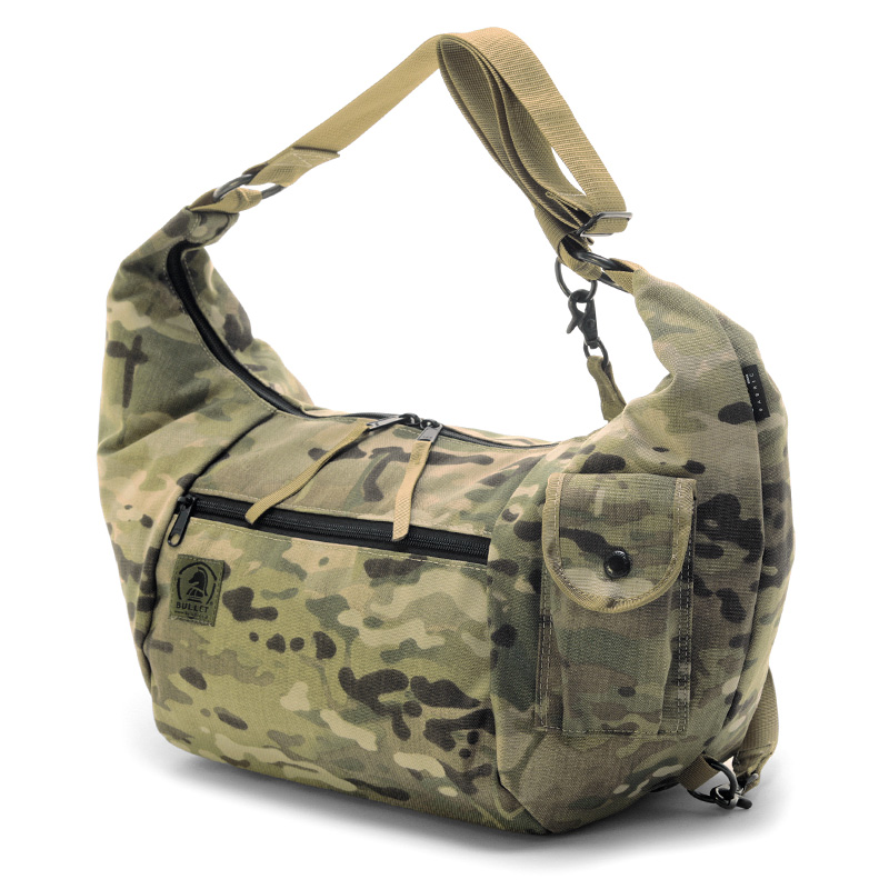 BALLISTICS バリスティクス BULLET 바 렛 숄더백 위장 바나나 BMA-7118 8 색 전세계 많은 국가의 육군에 게 서도 신뢰를 얻어 CORDURA 원단을 사용 위장 mss WIP 남성