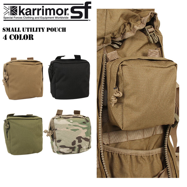 karrimor SF Cali mer SF Small Utility Pouch four colors Cali mer special  force Cali mer karrimor rucksack Cali mer WIP men military outdoor brand bag