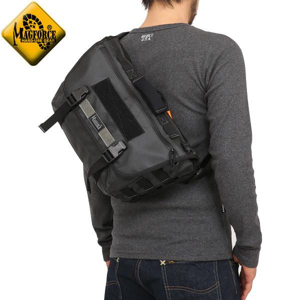 [밀리터리 가방] MAGFORCE 찻잔 포스 메신저 가방 MF-6052 Ferocious Messenger Bag Black 밀리터리 가방 밀리터리 가방 가방 밀리터리 mss WIP 남성