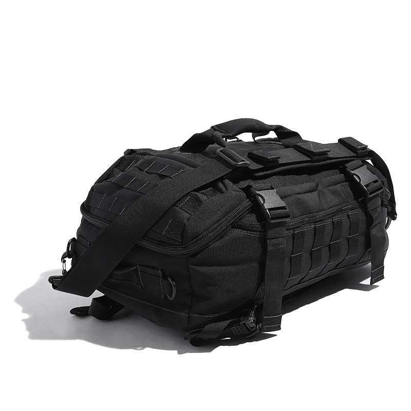 [Military bags, MAGFORCE magforce duffel bag MF-0613 Doppelduffel Adv. Bag 2 BLACK military bags WIP military bag bags military