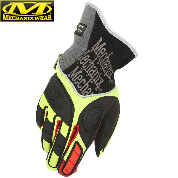 Mechanix Wear mechanics wear M-Pact EXP-1 Glove Hi-Viz Yellow vision offers very good visibility and excellent protective hand gloves other than many Law Enforcement and Government agencies also use WIP
