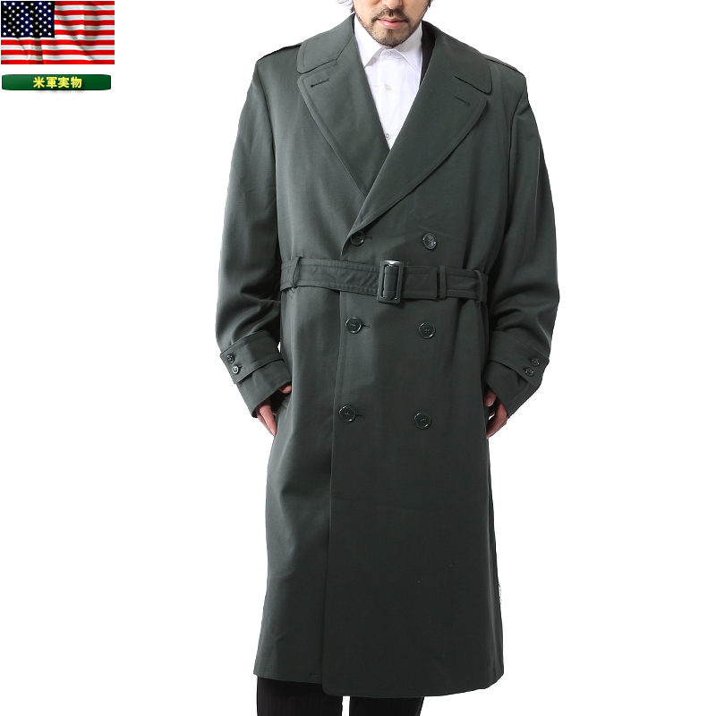 military select shop wip meet the real u s army ag 44 overcoat