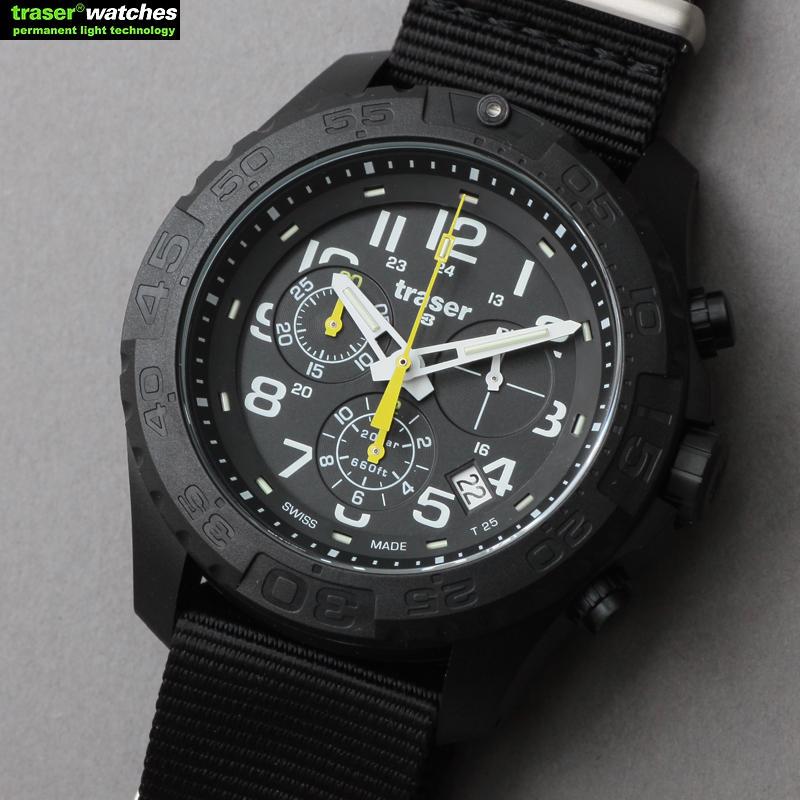 TRASER トレーサー 腕時計 Outdoor Pioneer Chronograph 9031560 ミリタリーウォッチ 【クーポン対象外】 WIP ミリタリー WIP メンズ ミリタリー アウトドア キャッシュレス 5%還元【クリスマス プレゼント ギフト】