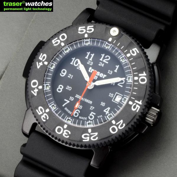 TRASER トレーサー 腕時計 BK STORM PRO Rubber P6504.930.35.01 ミリタリーウォッチ 【クーポン対象外】 WIP ミリタリー WIP メンズ ミリタリー アウトドア【新生活 新学期 買い替えに】