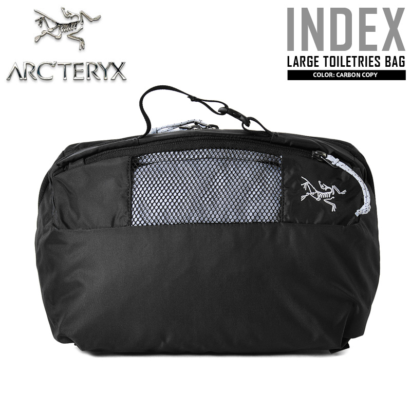 b42e07e90edc ARC   TERYX Arc Teryx INDEX LARGE TOILETRIES BAG ☆ WIP Arc Teryx