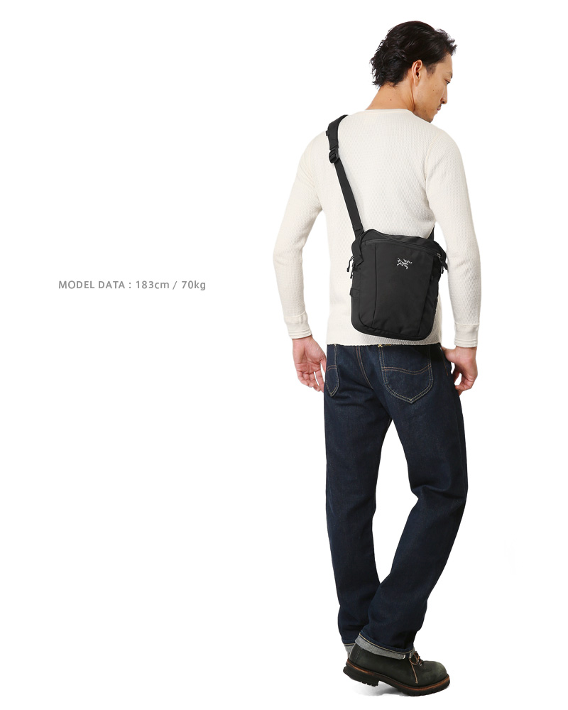 959a5ad01e33 ARC TERYX Arc Teryx Slingblade 4 Shoulder Bag BLACK 66001 mss WIP Bag Sling  Blade 4 shoulder bag men