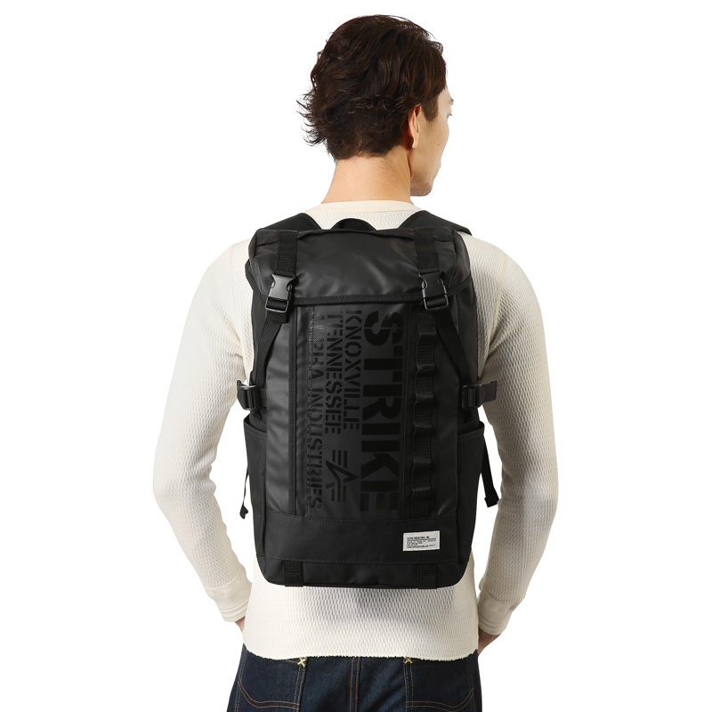 ALPHA INDUSTRIES Alpha industries 4944 CP flap day Pack men's mss WIP