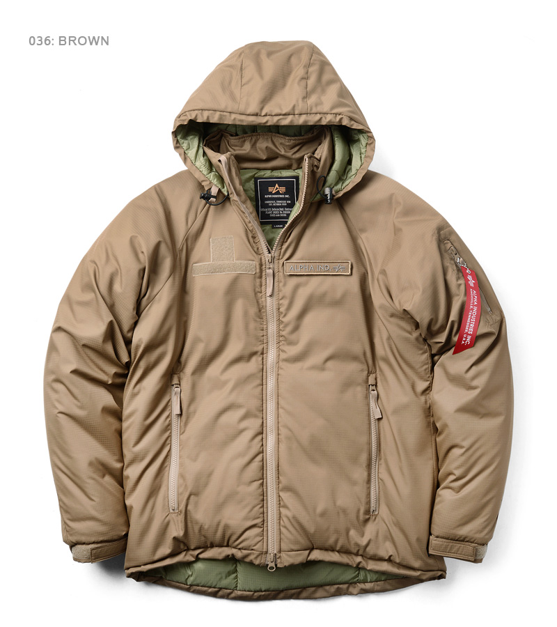 Cold weather jacket 6251