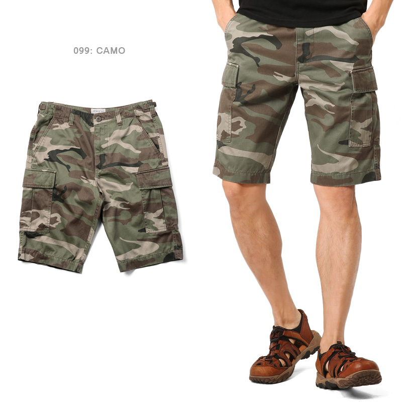 AVIREX-avirex 6166119 FATIGUE SHORTS fatigue shorts CAMOUFLAGE mss WIP mens shorts  shorts pants army bread with 3fd0413689e