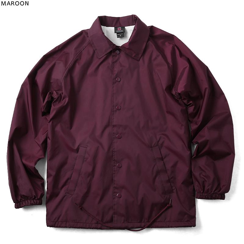 BEIMAR Beamer nylon coach jacket mss WIP mens