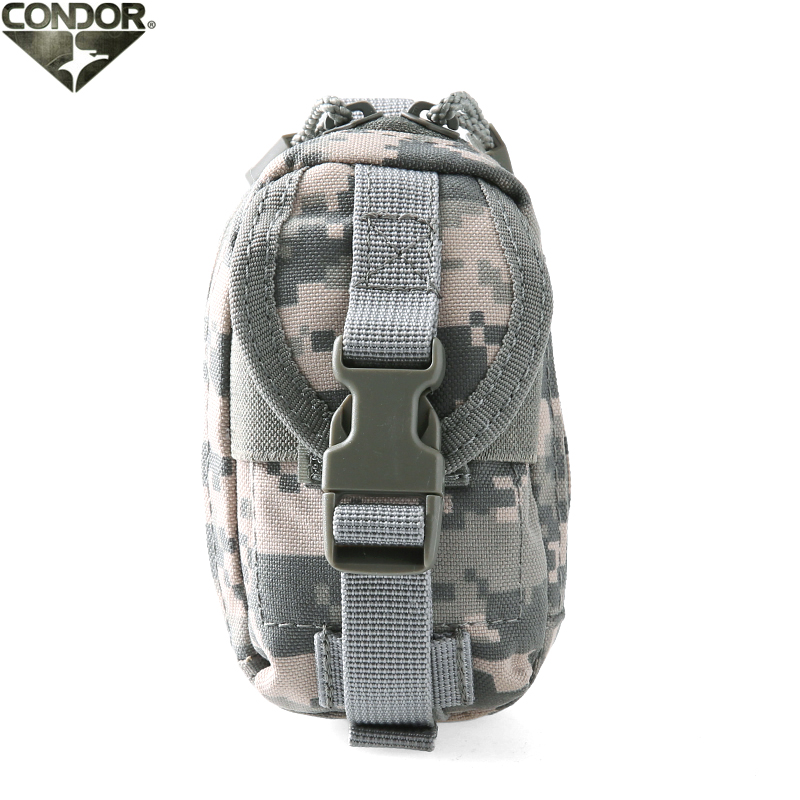 CONDOR Condor MA45 i-POUCH (pouches) ACU MA45 mens military bag pouch small pouch mobile phone tactical gear MOLLE compatible equipment survival military bag WIP
