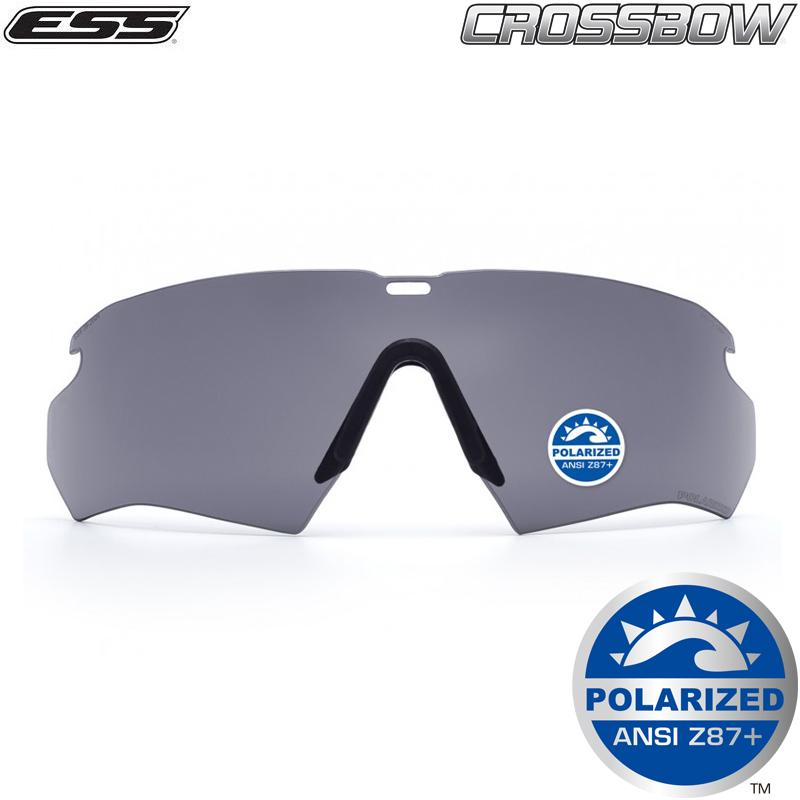 ESS イーエスエス CROSSBOW Polarized 偏光レンズ フィッシングやアウトドア・サバゲーに便利な偏光グラス! WIP メンズ ミリタリー アウトドア 【Sx】【新生活 新学期 買い替えに】