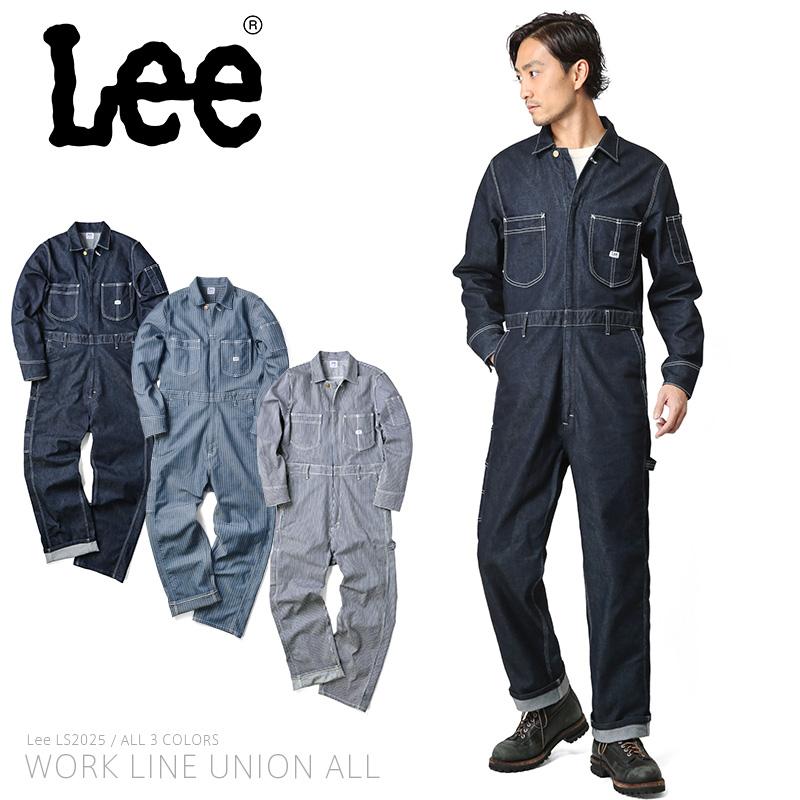 bace08416 20% OFF ◇ Lee Lee LS2025 WORK LINE union oar (filler) work clothes ...